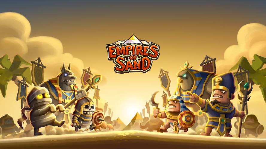 Empires of Sand TD Mod Apk v3.36 (Unlimited Money)
