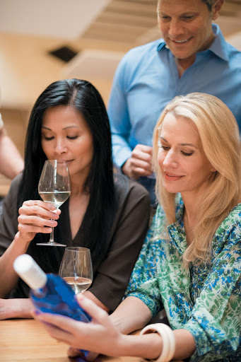 Take a Tere Moana trip to Europe and enjoy a wine tasting excursion at a private estate.