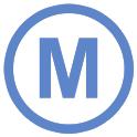 Metro (Paris underground) logo