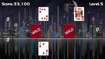 Screenshot of Speed Card Free