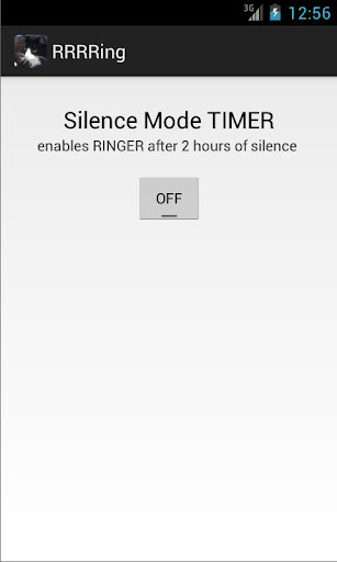 Silence Mode Exit TIMER
