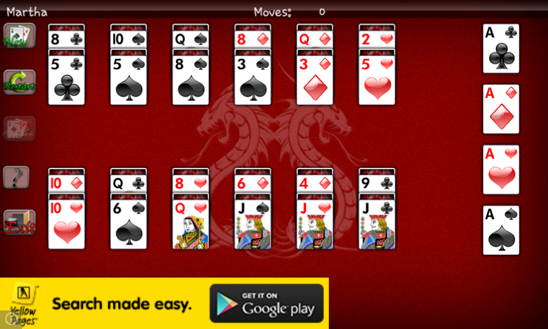 Solitaire World Free- screenshot