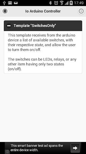 Io Arduino Controller