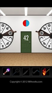 DOOORS - room escape game - Screenshot 5