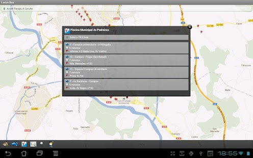 Lucus Bus (Lugo Bus)- screenshot thumbnail