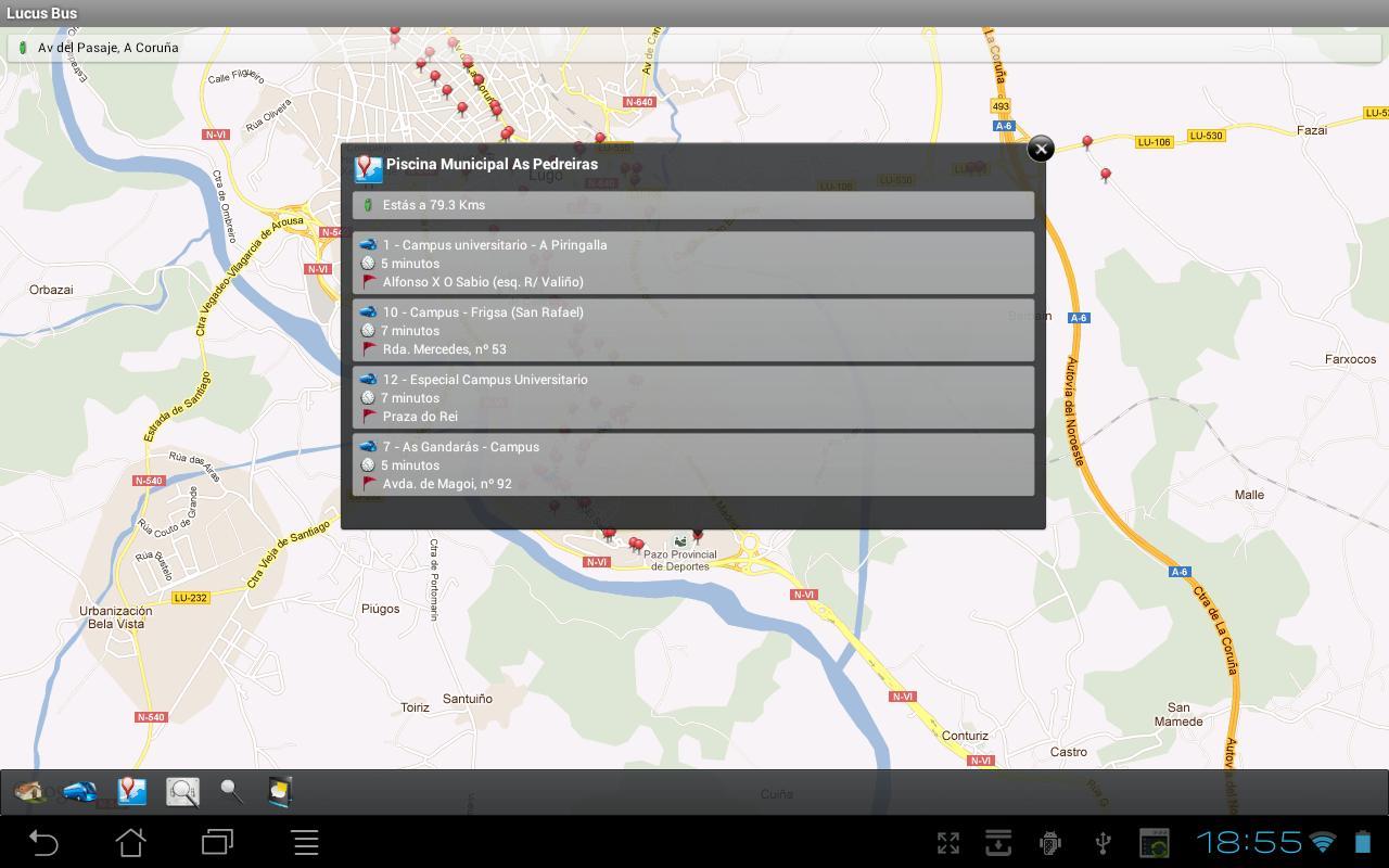 Lucus Bus (Lugo Bus)- screenshot
