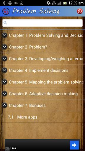 Problem Solving FREE