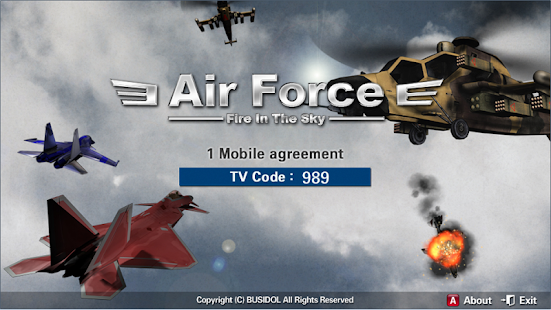 AirForce_Lite SamSung SmartTV- screenshot thumbnail
