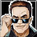 Schwarzenegger Sound Board logo