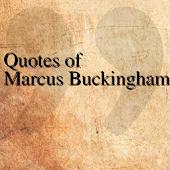 Quotes of Marcus Buckingham