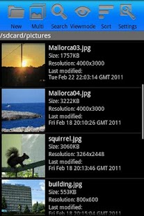 AndroPic - screenshot thumbnail