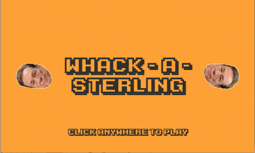 Whack A Sterling