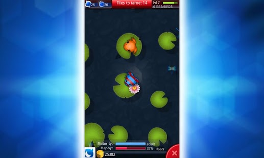 Pocket Frogs - screenshot thumbnail