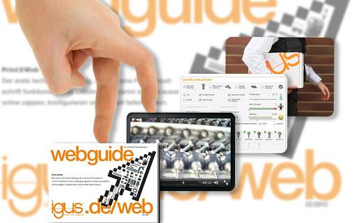 igus® WebGuide English