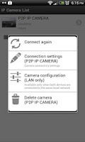 Screenshot of P2P IPCam_Lite
