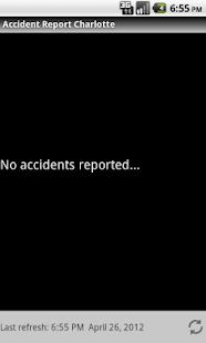 Accident Report Charlotte- screenshot thumbnail