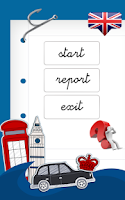 Screenshot of Learn ENGLISH with Words FREE