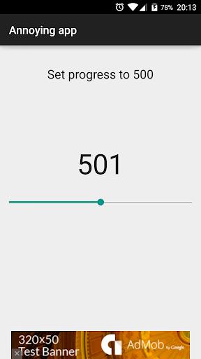 Annoying app