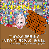 Wrecking Ball: Throw Miley