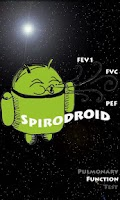 Screenshot of Spirodroid