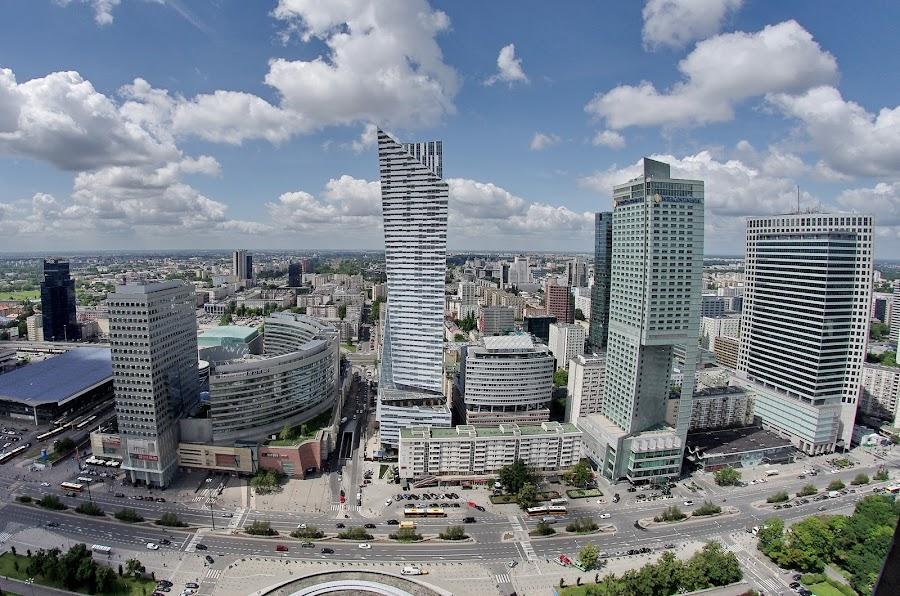 Business Centre by Алексей Золотов - Buildings & Architecture Office Buildings & Hotels