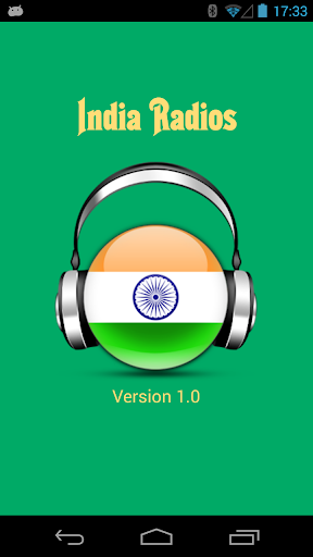 Radios and Music from India
