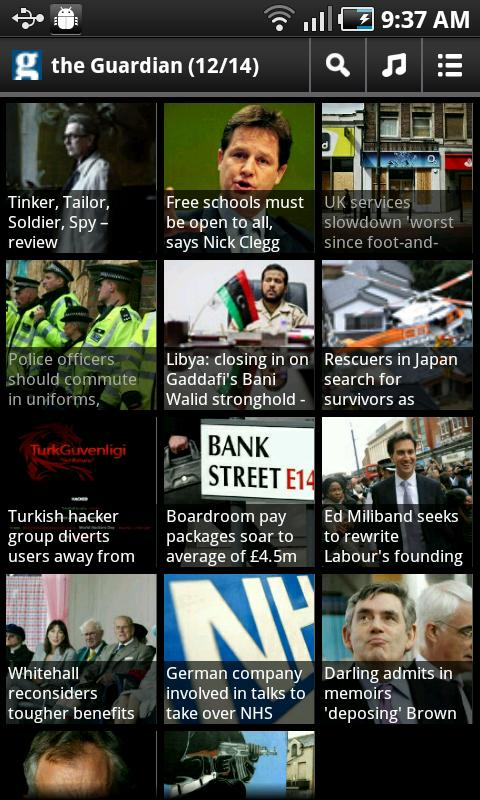 Feed+ News & Podcast Reader - screenshot