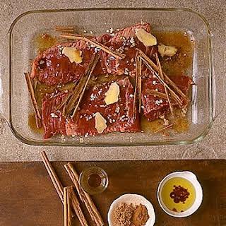 Asian-Flavored Skirt Steak.