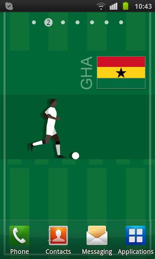 Ghana Soccer LWP