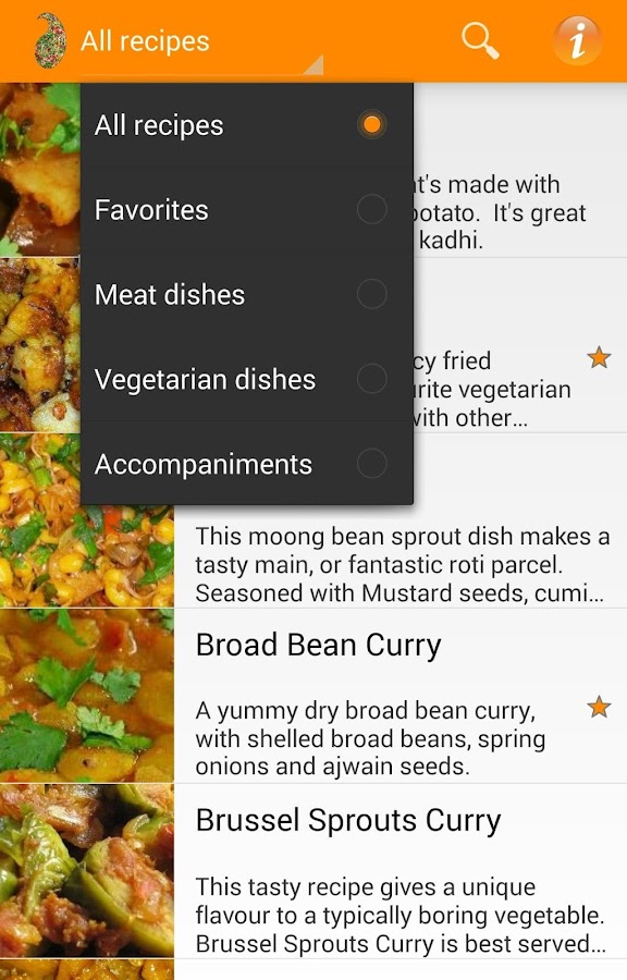Indian food curry recipes android apps on google play indian food curry recipes screenshot forumfinder Choice Image