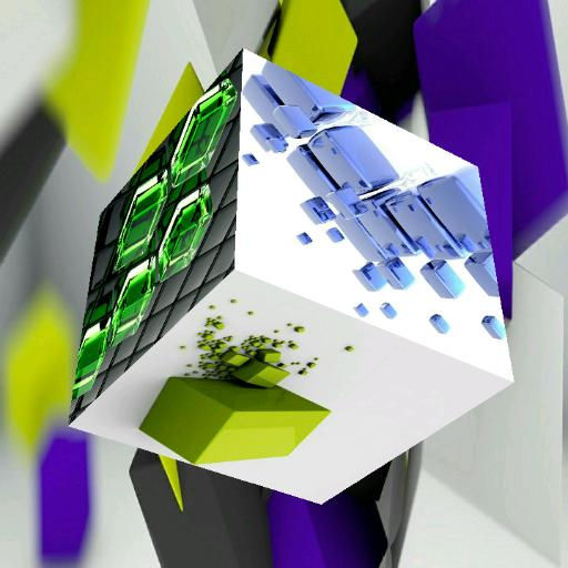 3D CUBE LIVE Gallery