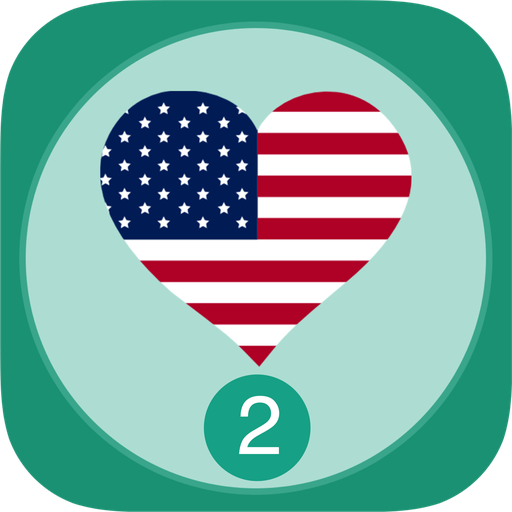 Beautiful American Accent 2 教育 App LOGO-APP試玩