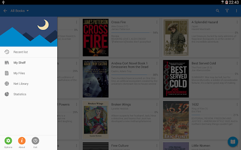 Moon+ Reader Pro (50% OFF) - screenshot thumbnail