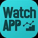 왓치앱: 스마트폰 중독 예방 어플리케이션 icon