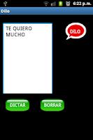 Screenshot of DILO