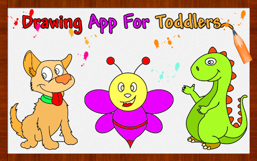 Drawing App for Toddlers