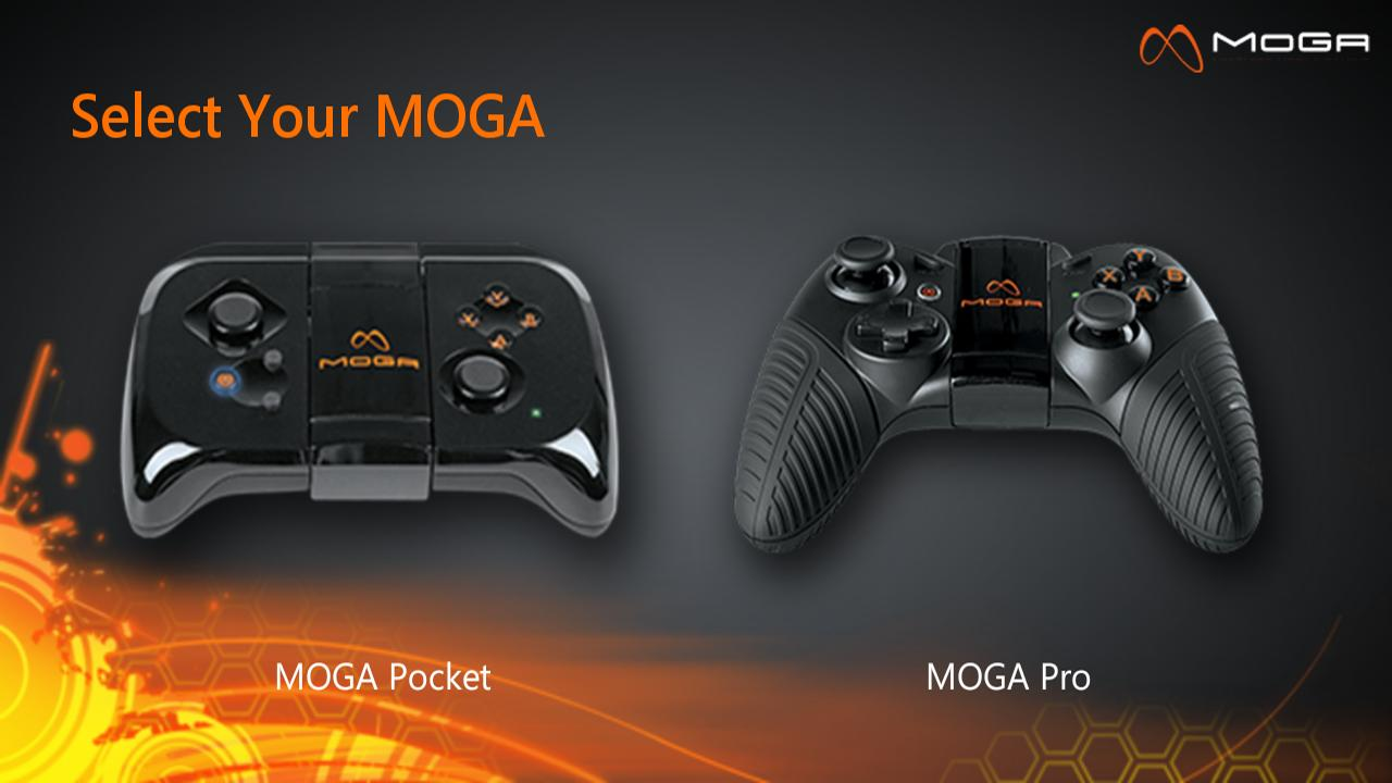 MOGA Pivot- screenshot
