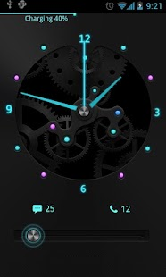 Wheel GO Locker Theme - screenshot thumbnail