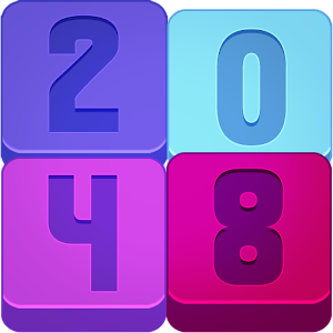 2048 Numbers Android App