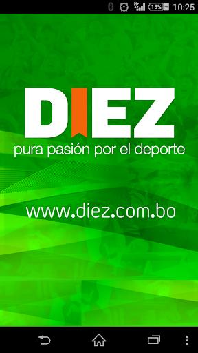 Diez.com.bo Portal de deportes
