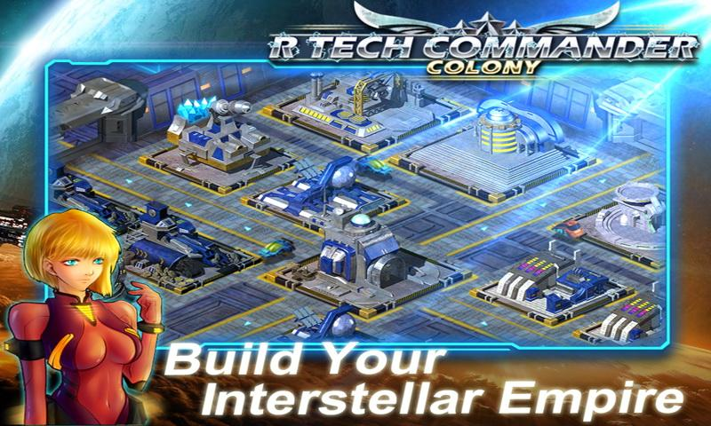 R-Tech Commander Colony - screenshot