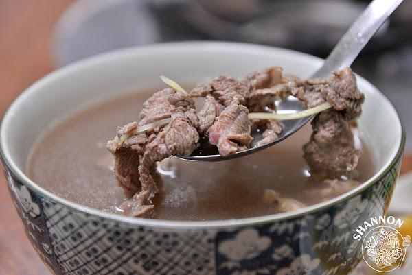 吳家土產牛肉湯