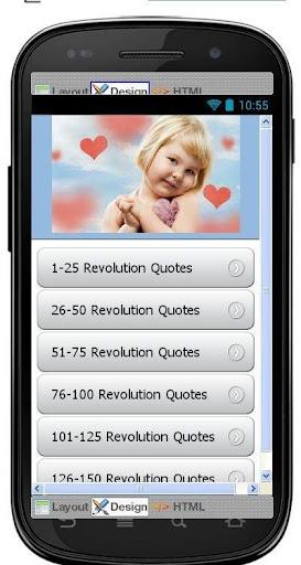 Best Revolution Quotes