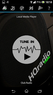 HQradio - Trial- screenshot thumbnail