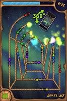 Screenshot of Burn the Rope