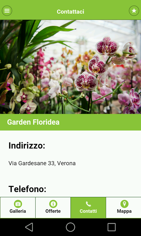 Garden Floridea- screenshot
