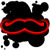 Mustache Smash