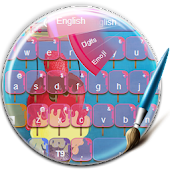 Melting Ice Cream Keyboard