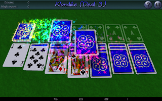 Screenshot of Redeal Solitaire