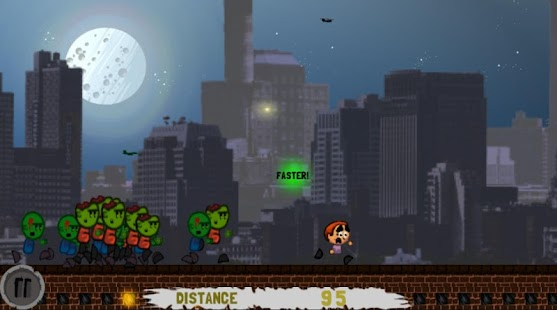 Yikes! Zombies! Run! - screenshot thumbnail